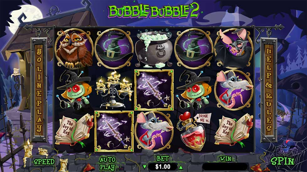 Nov 10, · Play Bubble Bubble 2 Slot Machine by RTG for FREE - No Download or Registration Required! 5 Reels | 50 Paylines | Released on Nov 10, Çivril
