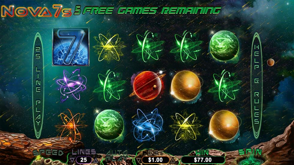 RTG Nova 7 Slot Review